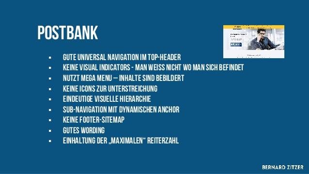 Asos § Guter Einsatz der universal navigation für Damen/herren neben logo § Geniales content-spezifisches mega menu § Gute...