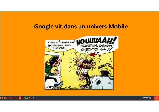 #seocamp 3 GooglevitdansununiversMobile