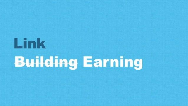 Building Earning Link