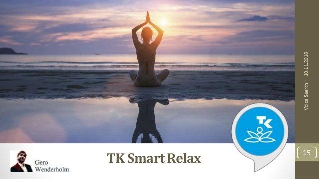 10.11.2018 15 VoiceSearch TKSmartRelax