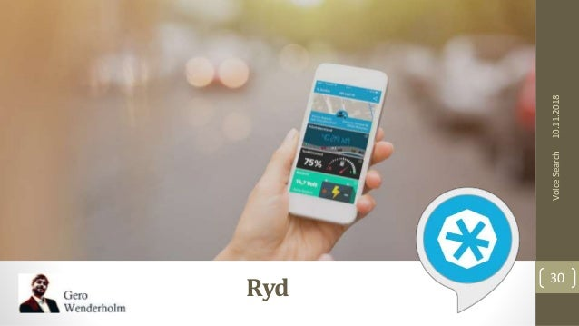 10.11.2018 30 VoiceSearch Ryd