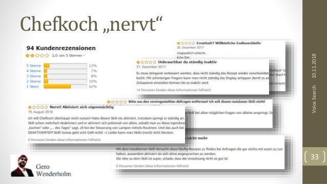 "Chefkoch ""nervt"" 10.11.2018VoiceSearch 33"