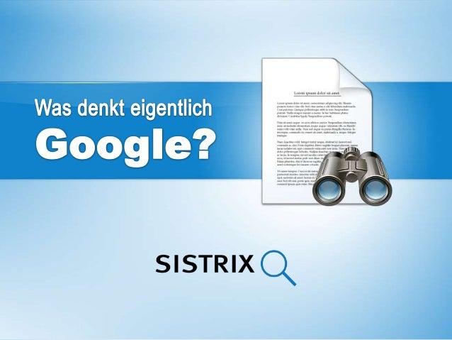 Gründer & Geschäftsführer SISTRIX GmbHSEO seit über 10 JahrenAnfangs beimPreisvergleich Idealo,dann viel Affiliate,danach ...