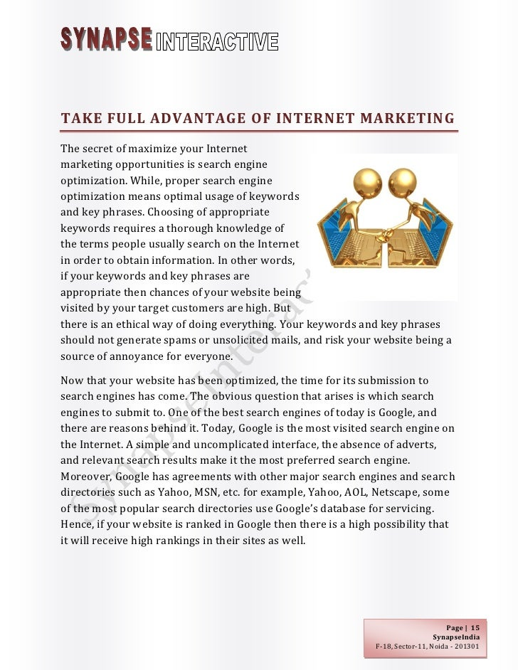 Search Engine Marketing | Marketing | Dog Ear Publishing