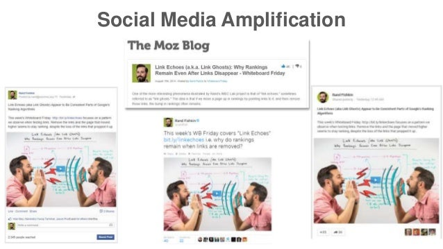 Social Media Amplification