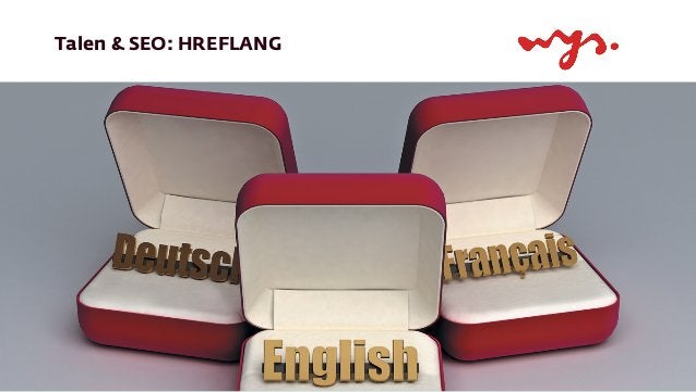 Talen & SEO: HREFLANG