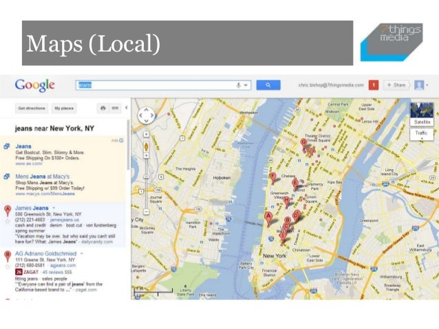 Maps (Local)