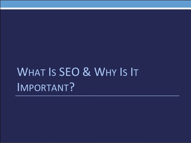 Search Engine Optimization for Government Websites - Pagano slideshare - 웹