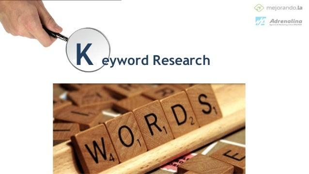 CÓMO CATEGORIZAR LAS KEYS En este caso podemos detectar 4 categorías muy fácilmente:  keywords genéricas, especialidad, n...