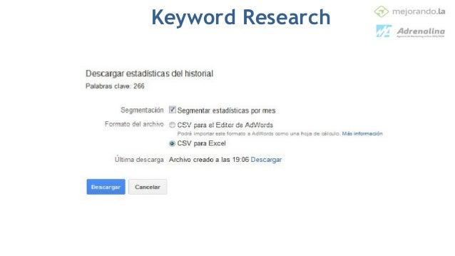 SEMRUSH La herramienta nos permite ver que palabras clave trabaja la competencia, el volumen de búsquedas de cada palabra,...