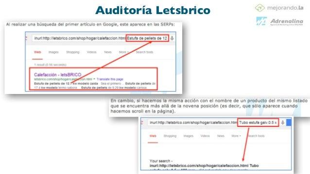 3 estrategia Auditoria SEO Análisis de mercado y competidores ( seo onpage ) ! Situación de mercado ! Visibilidad de Marca...