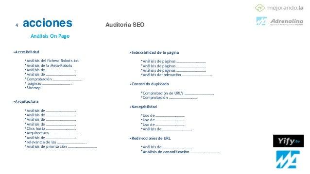 Strategic Keyword Research es conocer mejor a tu cliente y menos las herramientas a utilizar. ! • Cada página con 1 keywor...