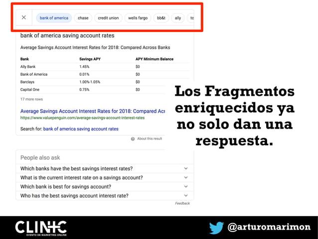 @arturomarimon Los Fragmentos enriquecidos ya no solo dan una respuesta.