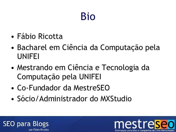 Seo Para Blogs 1 Slide 2