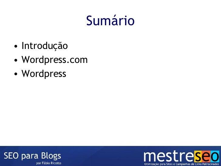 Seo Para Blogs 1 Slide 3