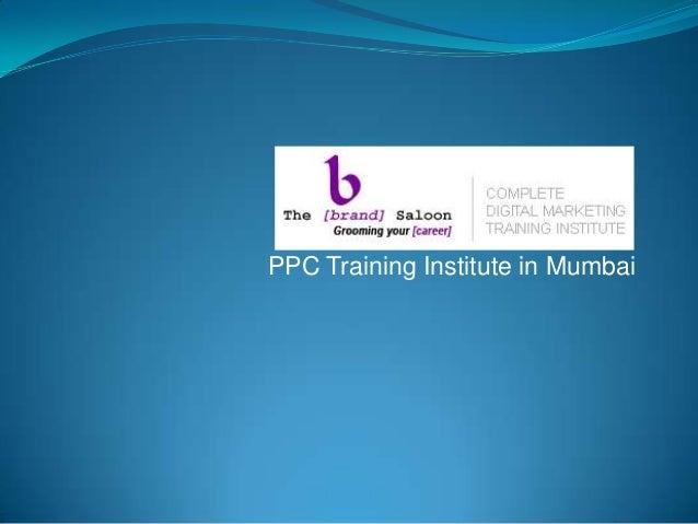 PPC Training Institute in Mumbai