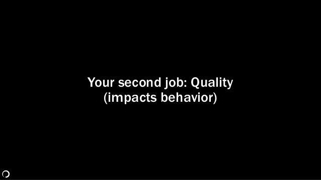 More quality signals: Responsive design Writing quality Server response