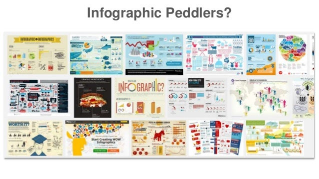 Infographic Peddlers?