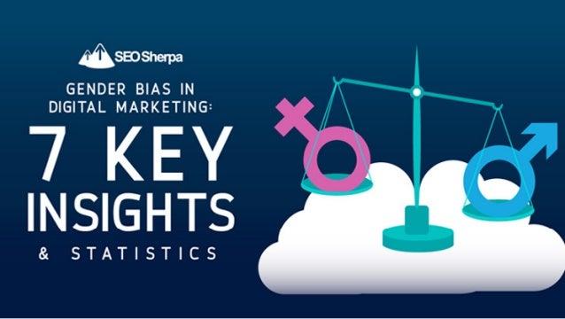 Gender Bias In Digital Marketing: 7 Key Insights & Statistics