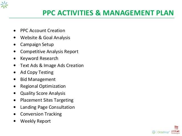 ppc activities