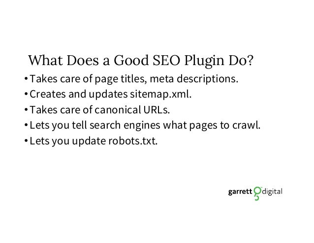 seo improving content discoverability and wordpress