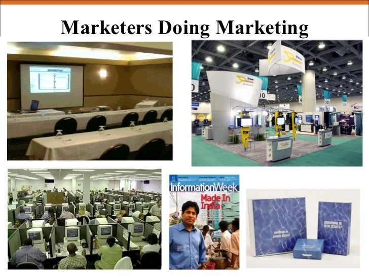 Marketers Doing Marketing