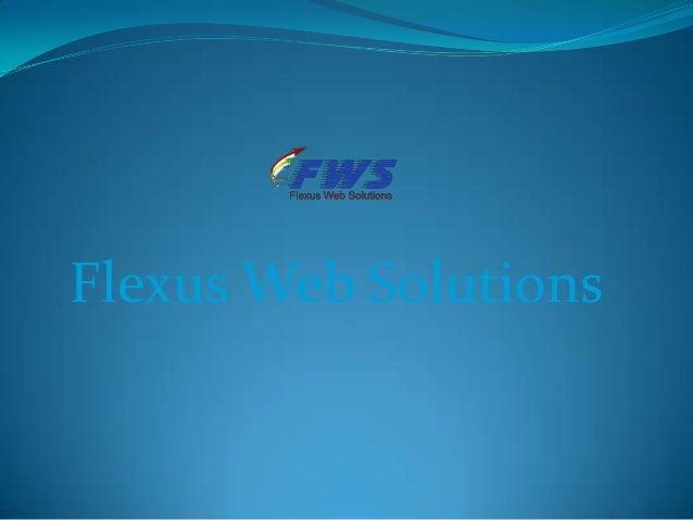 Flexus Web Solutions