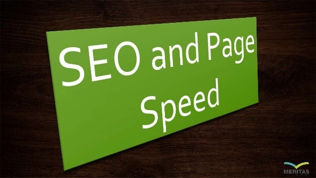 Page speed is a measurement of how fast the content on your page loads. (the time it takes to fully display the content on...