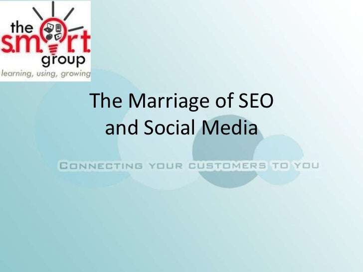 The Marriage of SEO and Social Media