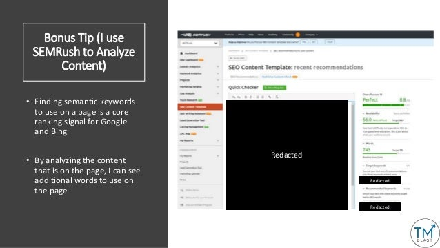 Final SEO Tip: Low Search Volume Topic