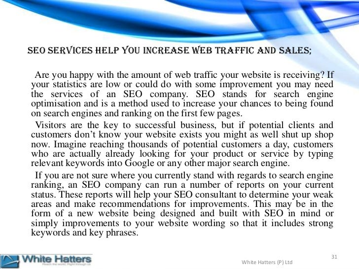 The Top 10 Reasons You Need SEO - Forbes