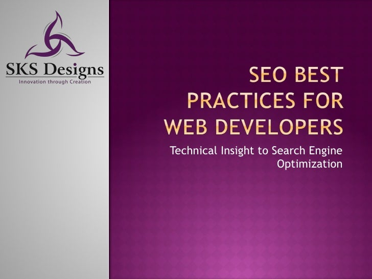 Technical Insight to Search Engine Optimization