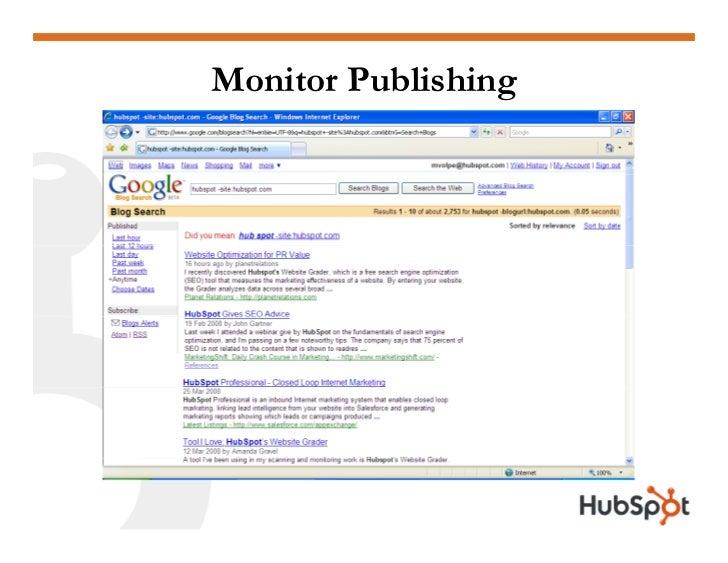Monitor Publishing