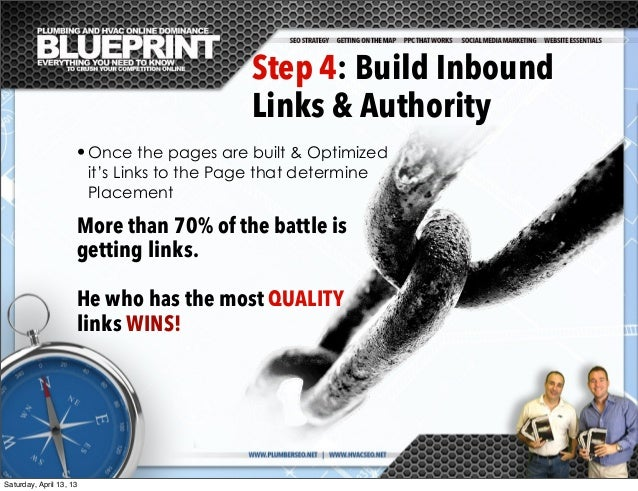 Plumber Seo Search Engine Optimization Blueprint For