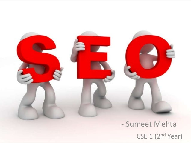 - Sumeet Mehta CSE 1 (2nd Year)