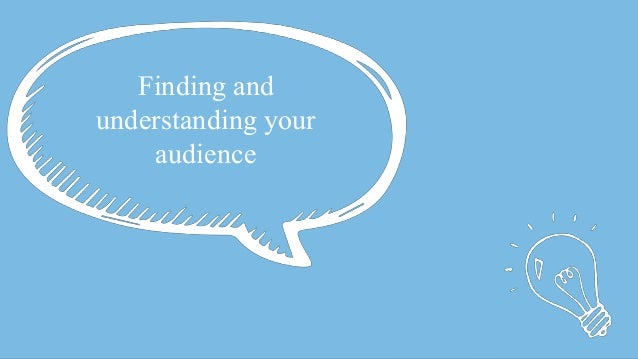 #SEOCAMP @lauracrimmons Finding and understanding your audience
