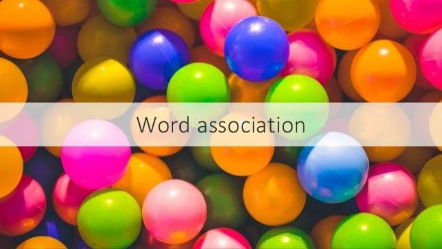 #SEOCAMP @lauracrimmons Word association