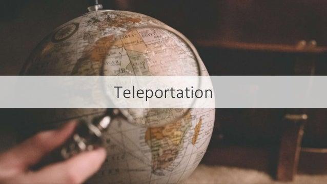 #SEOCAMP @lauracrimmons Teleportation