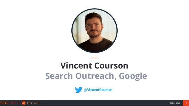La nouvelle Search Console : session exemples et feedback Slide 2