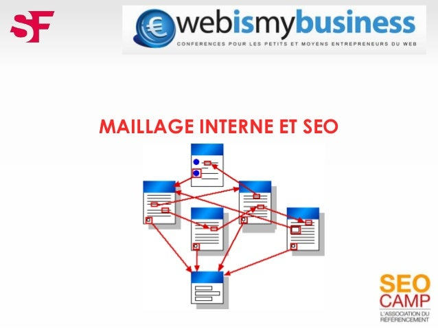MAILLAGE INTERNE ET SEO