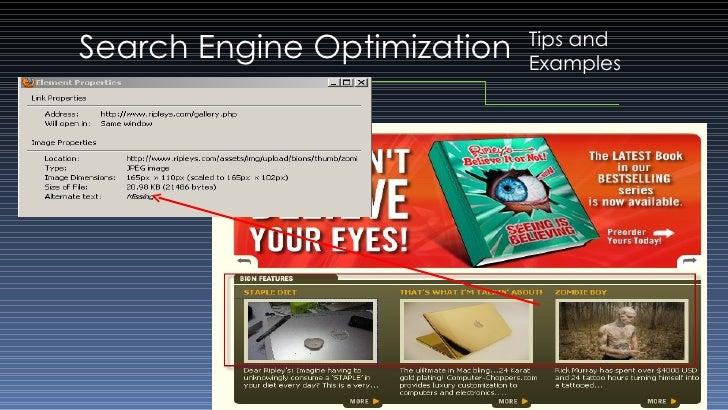 Seo Class Presentation slideshare - 웹