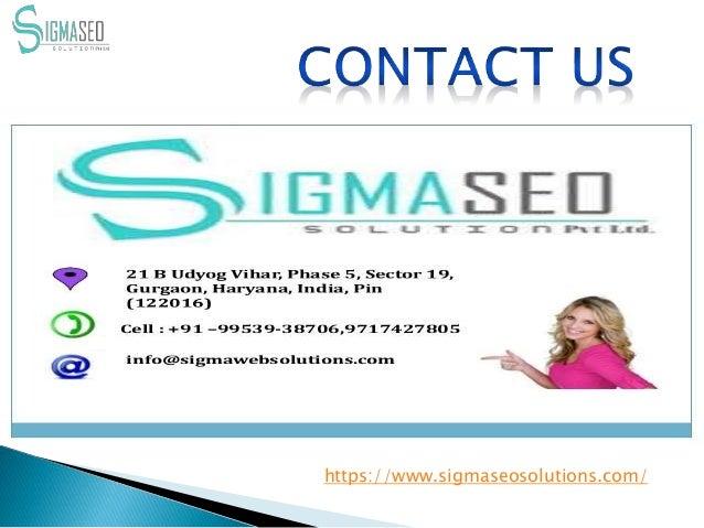 Seo Company Gurugram