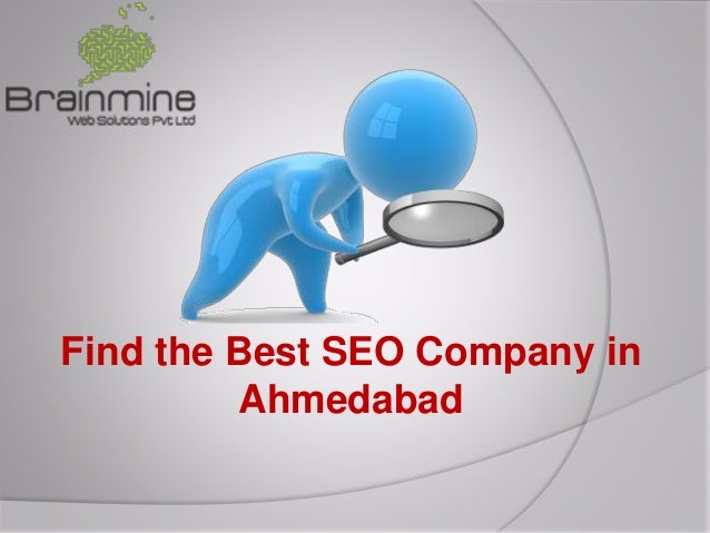 Find the Best SEO Company in Ahmedabad