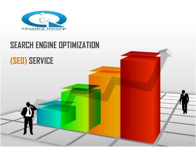 SEARCH ENGINE OPTIMIZATION (SEO) SERVICE