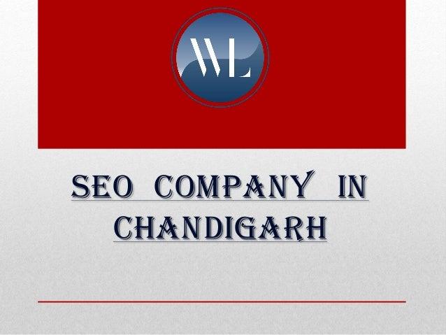 SEO Company in Chandigarh