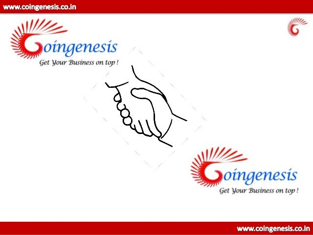 Coingenesis India based IT/ITES provider, offering end-to-end business solutions inmajor IT sectors which includes Consult...