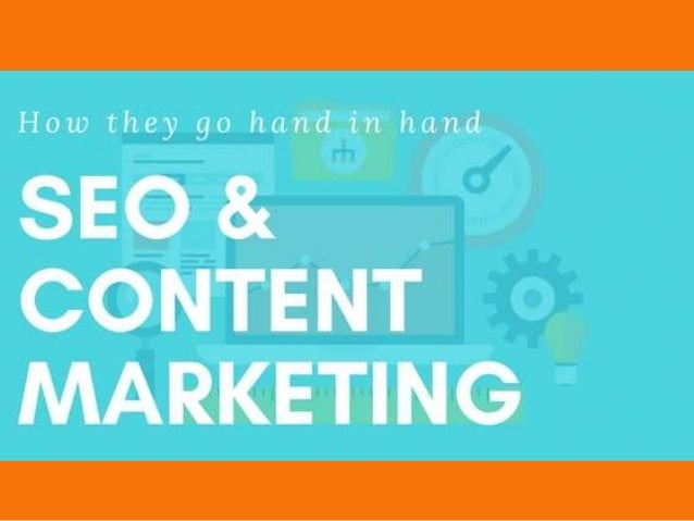 Use SEO to create relevant content