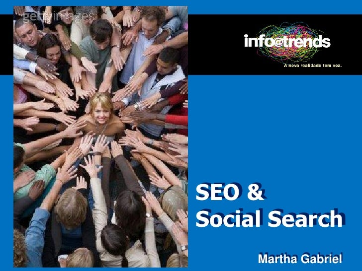SEO &                  SEO &                  Social Search                  Social Search                       Martha Ga...