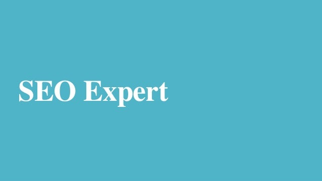 SEO Expert