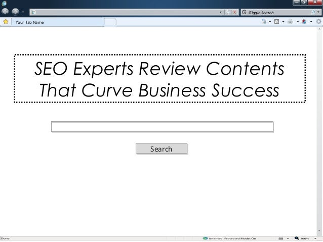 w w Your Tab Name Giggle Search SearchSearch SEO Experts Review Contents That Curve Business Success